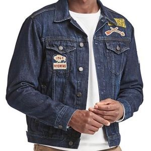 Men Gap Denim jacket